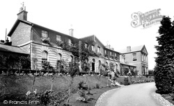 The Union Workhouse, Junction Road 1906, Andover