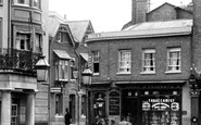 Andover, Tobacconist, High Street 1904