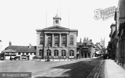 Town Hall 1898, Andover