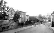 Andover, Wesleyan Chapel 1904