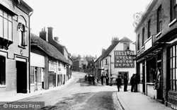 Winchester Street 1904, Andover