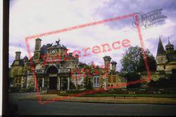 Chateau D'entrance Gate 1983, Anet