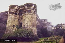 Chateau Angers 1984, Angers