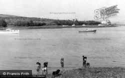Bay, View From Tea Garden c.1960, Angle