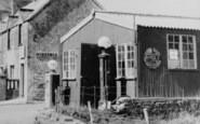 Angle, Filling Station c.1955