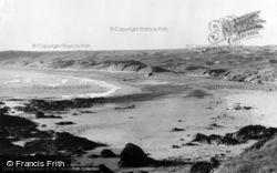 Freshwater West c.1955, Angle