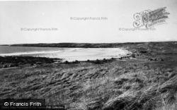 Freshwater West c.1960, Angle
