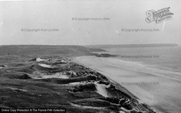Photo of Angle, Freshwater West c.1960