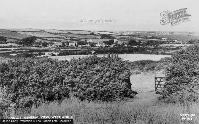 Photo of Angle, General View c.1960
