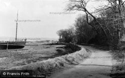 Hall Walk c.1955, Angle