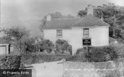 Kilnback Tea Garden c.1955, Angle