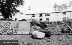 Old Point House c.1960, Angle