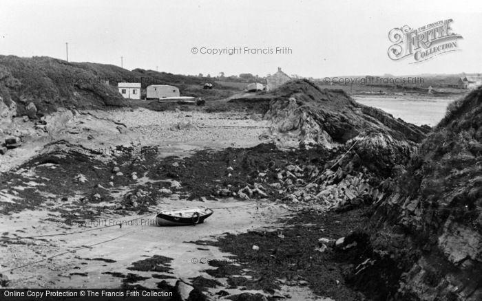 Photo of Angle, Pill Bay c.1955