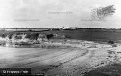 Pill Farm Camping Site c.1955, Angle