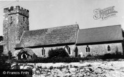Angle, The Church c.1960