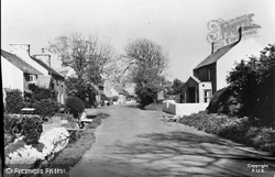 The Village c.1955, Angle