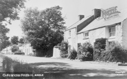 Angle, The Village c.1955