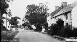The Village c.1960, Angle