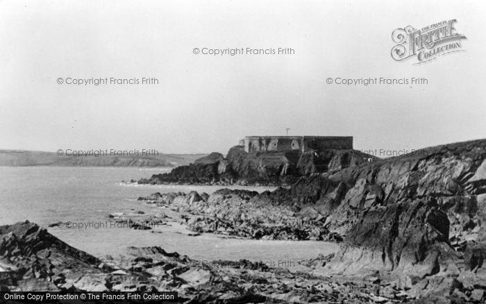 Photo of Angle, Thorn Island c.1955