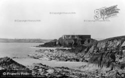 Thorn Island c.1955, Angle