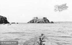 Angle, Thorn Island c.1955