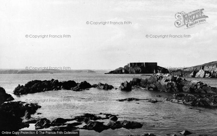 Photo of Angle, Thorn Island c.1960