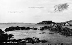 Thorn Island c.1960, Angle