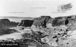 Thorn Island From Big Dock c.1955, Angle