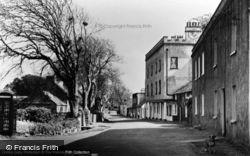 Village c.1955, Angle
