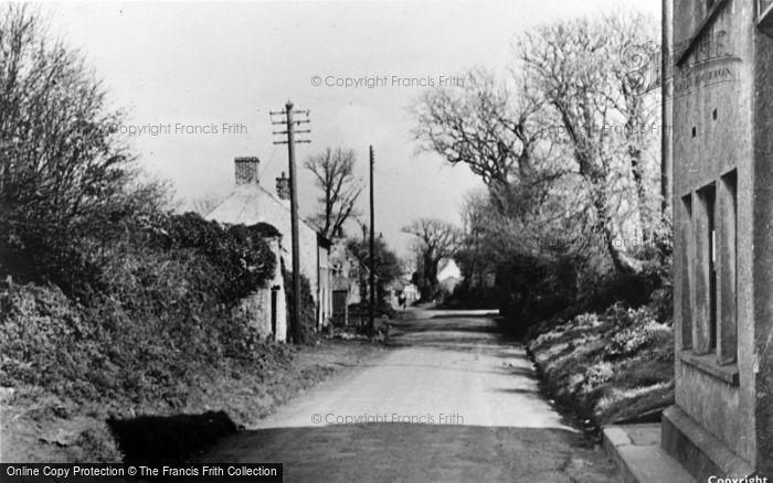 Photo of Angle, Village c.1955