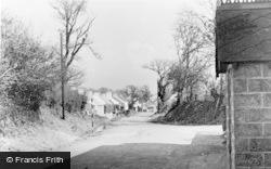 Angle, Village c.1955
