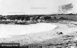 West Angle Bay c.1955, Angle
