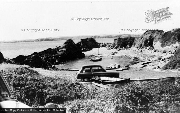 Photo of Angle, West Angle Bay c.1960