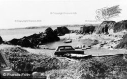 West Angle Bay c.1960, Angle