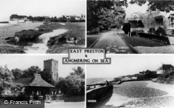 Angmering-on-Sea, Composite c.1960