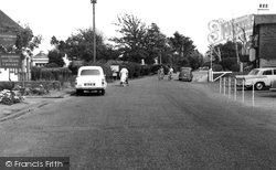 Angmering-on-Sea, South Strand c.1955