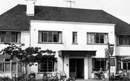 Angmering-on-Sea, South Strand Hotel c.1955