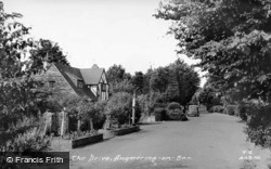 Angmering-on-Sea, The Drive c.1955