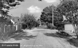 Angmering-on-Sea, The Drive c.1960