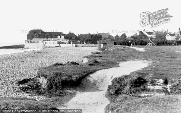 Photo of Angmering-on-Sea, the Foreshore c1960