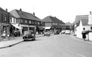 Angmering-on-Sea, The Village 1959