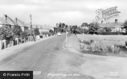 Angmering-on-Sea, The Village c.1960