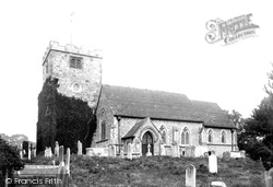Angmering, St Margaret's Church 1899