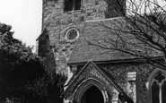 Angmering, St Margaret's Church c.1960