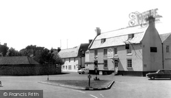 Angmering, The Lamb Inn c.1960