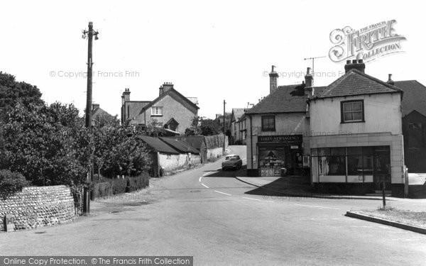 Photo of Angmering, Village c.1960