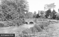 Anna Valley, The Bridge c.1955