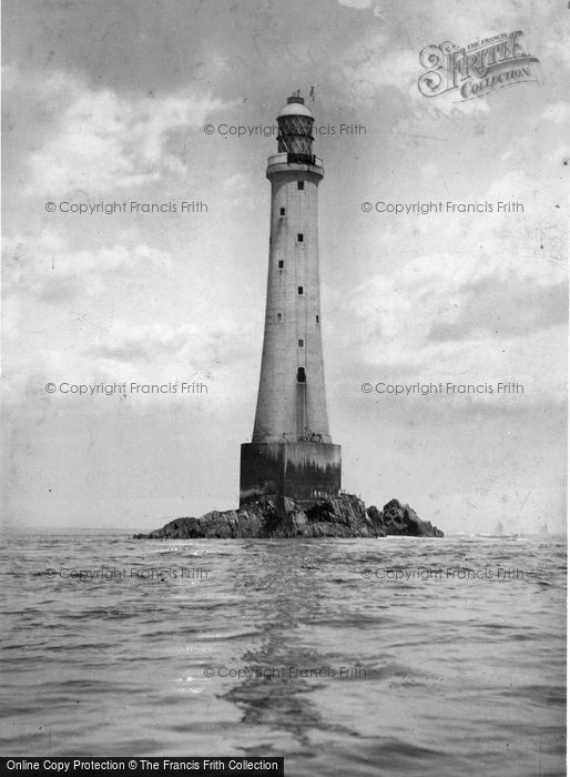 Annet, Bishop Rock Lighthouse c.1890