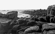 Annet, Rocks On The Island c.1955