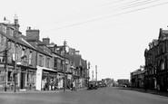 Annfield Plain, Front Street 1951